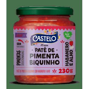 Pate-de-Pimenta-Biquinho-com-Habanero-e-Alho-Castelo-230g